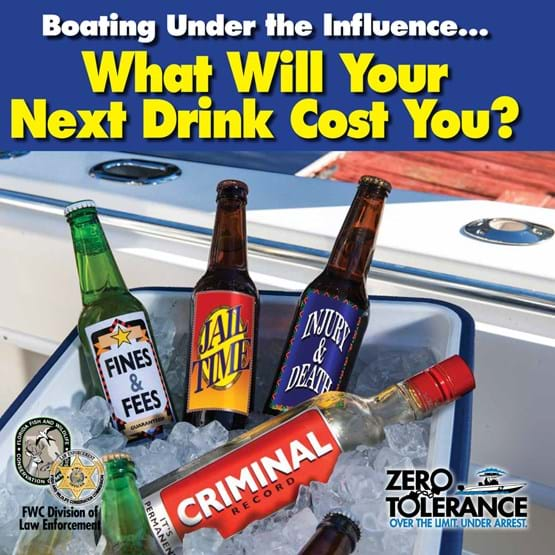 boating under the influence