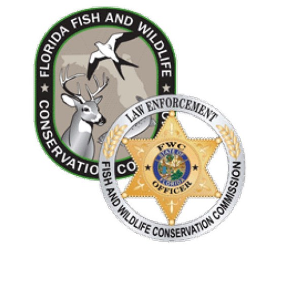 FWC and FWC Law Enforcement logos