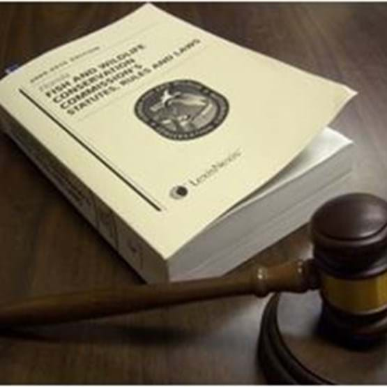 Florida fish and wildlife conservation commission's statutes, rules, and laws book