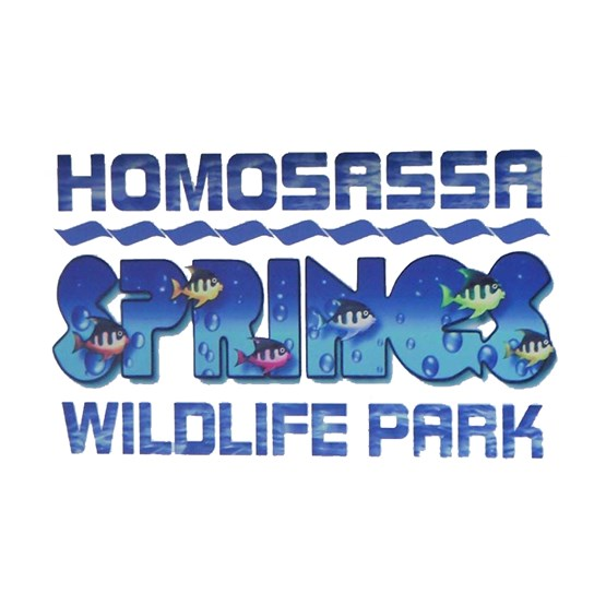 Homosassa Springs Wildlife State Park logo