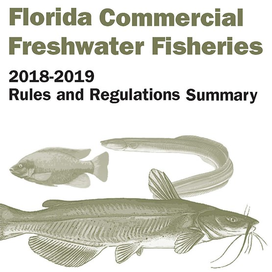 Freshwater Commercial Fishing Regulations